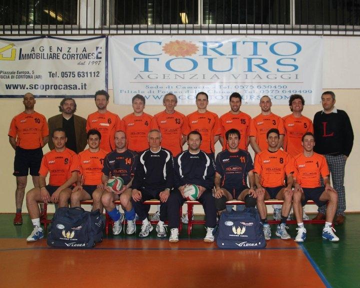 Volley, serata calda per i playoff: in D la Solarys Camucia a un passo dalla promozione