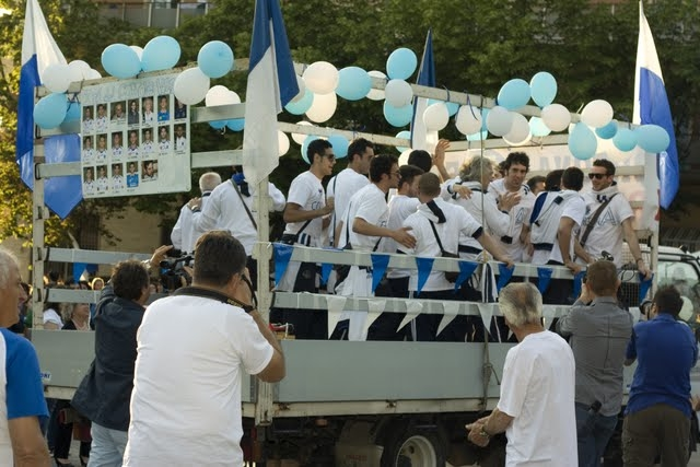 Cortona Volley, festa a Camucia per la A. Foto e video