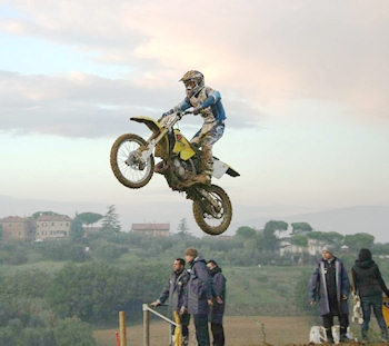Motocross: domani a Castiglione del Lago le ragazze del Campionato Italiano Femminile