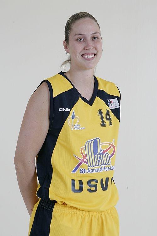 Basket: la Liomatic Umbertide ingaggia Nicole Ohlde
