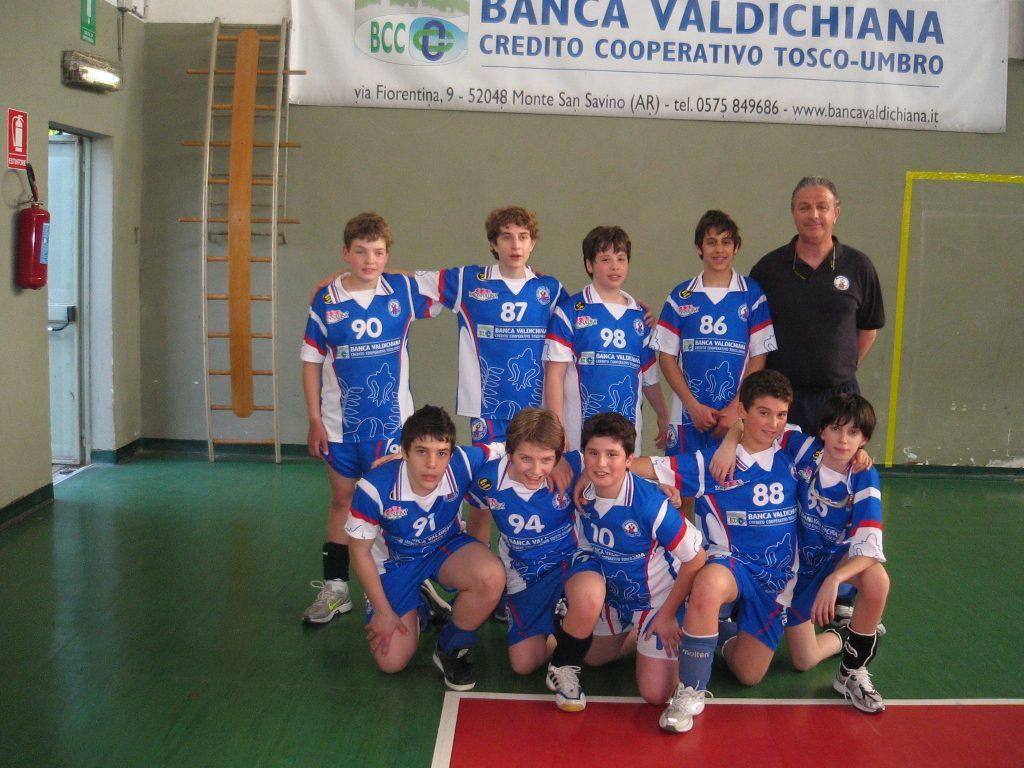 Volley: Monnalisa Savinese, Under 13 campione provinciale