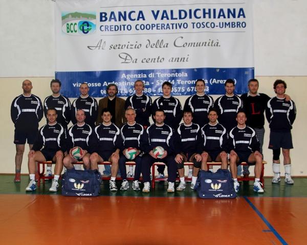 Volley: ultima di campionato, lotta in D per i playoff dietro la Solarys mentre Cortona prosegue la festa