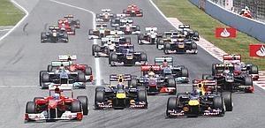 Formula Uno, GP Spagna: Grande illusione Alonso, poi Red Bull e McLaren spengono il sogno Ferrari