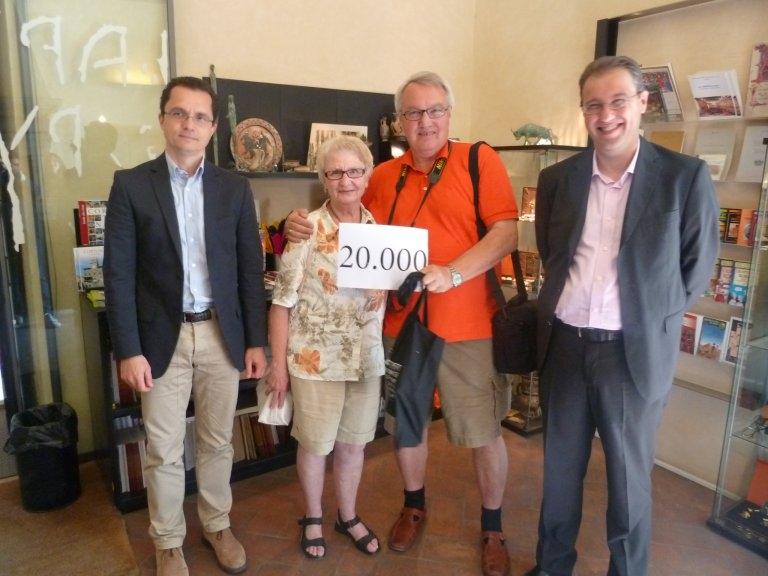 Cortona: la mostra del Louvre supera le 20mila presenze