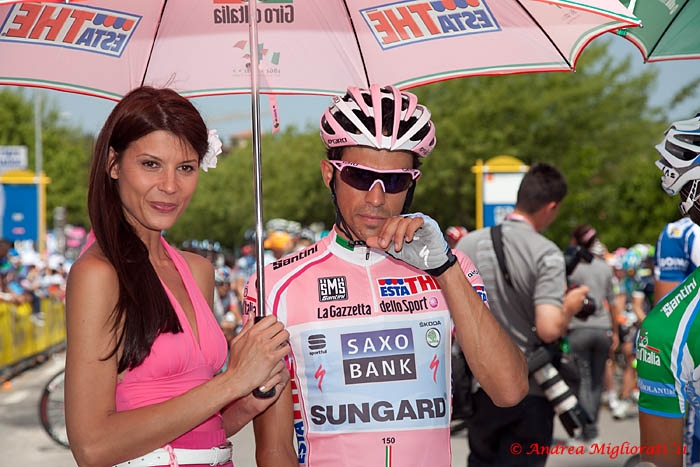 Giro d'Italia: reportage dalla Castelfidardo-Ravenna