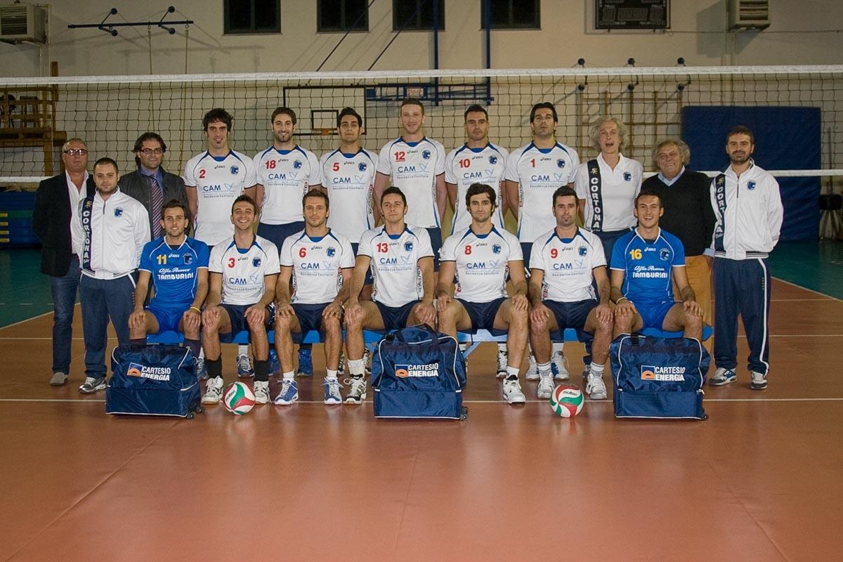 Cortona Volley: non c'è il palazzetto, ma c'è una grande squadra che merita la A