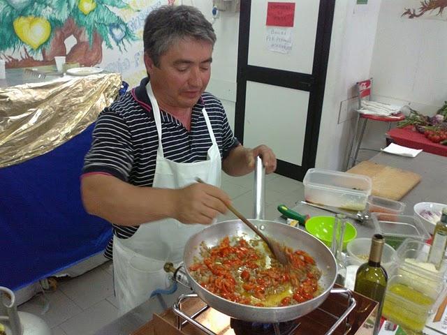 Street Food: fra gli amministratori ai fornelli vince Moreno Pari di Castiglion Fiorentino