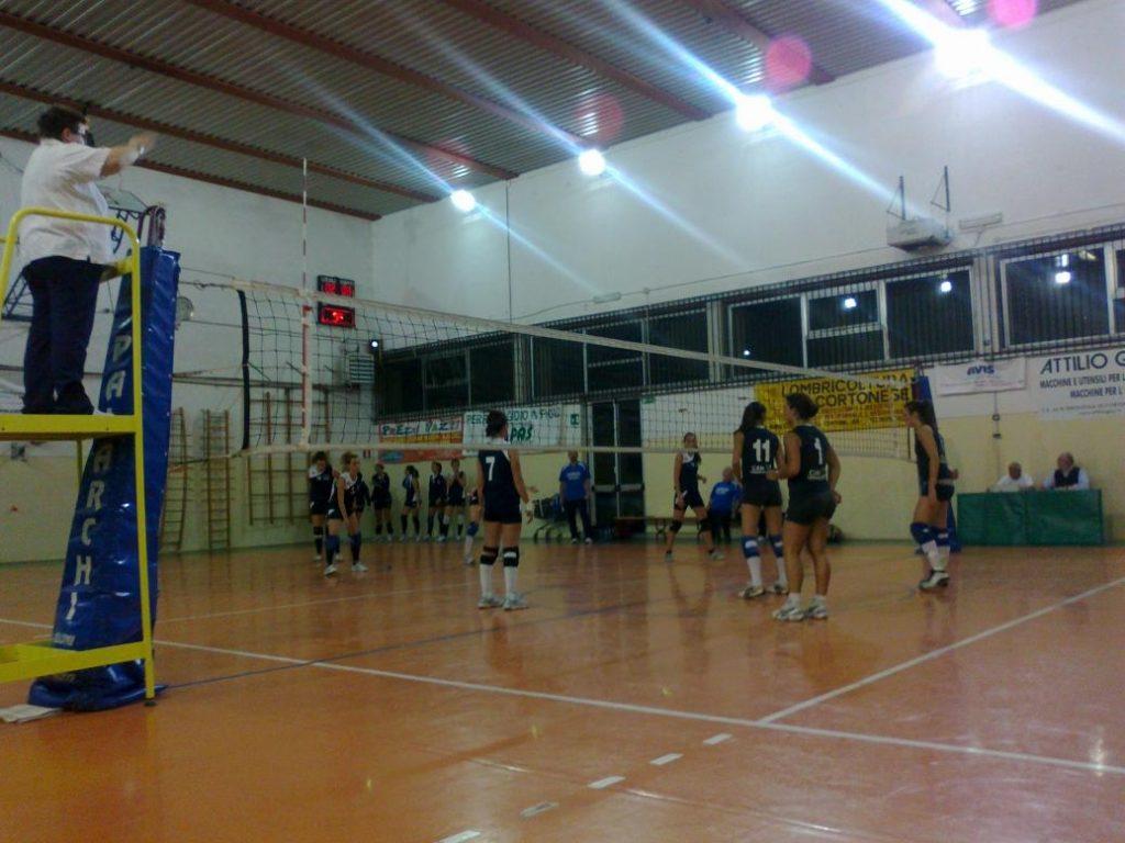 Volley: playoff ok per la Solarys Camucia, sconfitte le ragazze del Cortona Volley