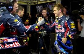 Formula Uno, GP Turchia: Ciclone Vettel, ma Alonso riporta la Ferrari in alto