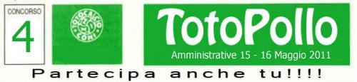 TotoPollo: non è andata male, ma poteva andare meglio!