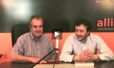 Leandro Bardelli ospite del Web TG del 13 Maggio
