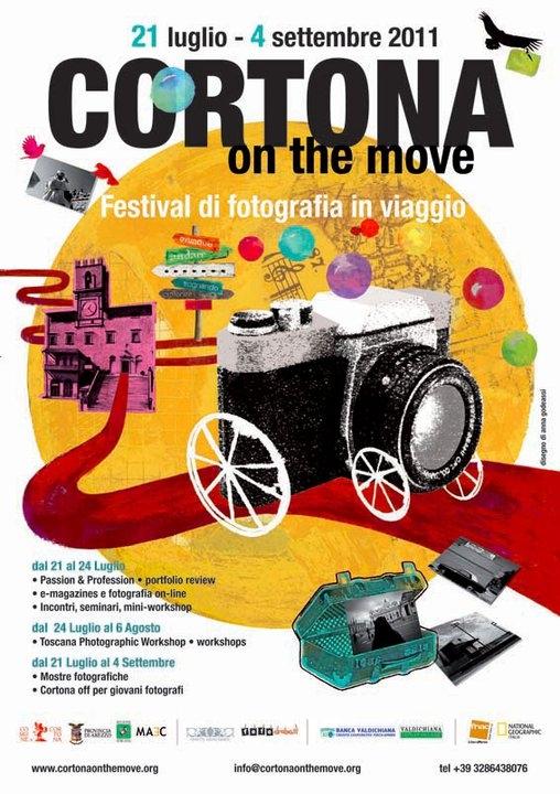 Cortona on the move: la città etrusca al top della fotografia mondiale