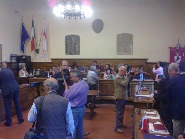 Arezzo, insediato il Consiglio Comunale. Per la maggioranza un inizio