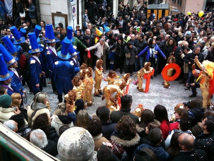 Foiano: Arriva il clou del Carnevale Estivo