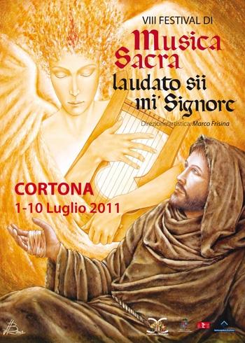 Cortona, Festival di Musica Sacra: programma completo 2011