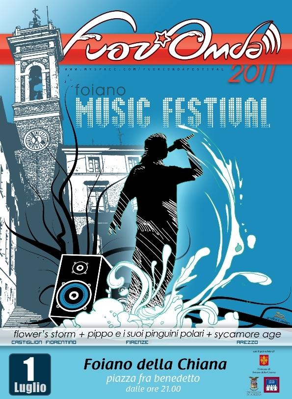 Festival Fuorionda a Foiano