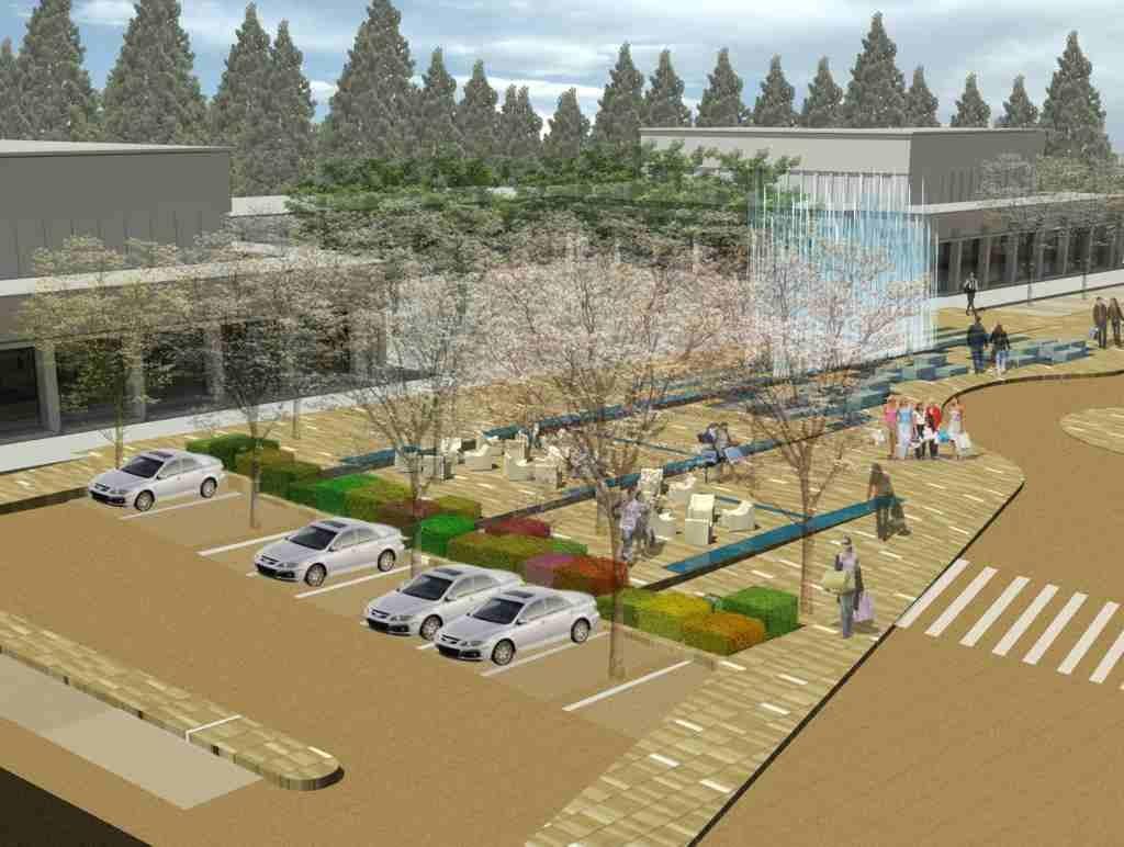 Chianciano: ecco il progetto per la nuova Piazza Italia
