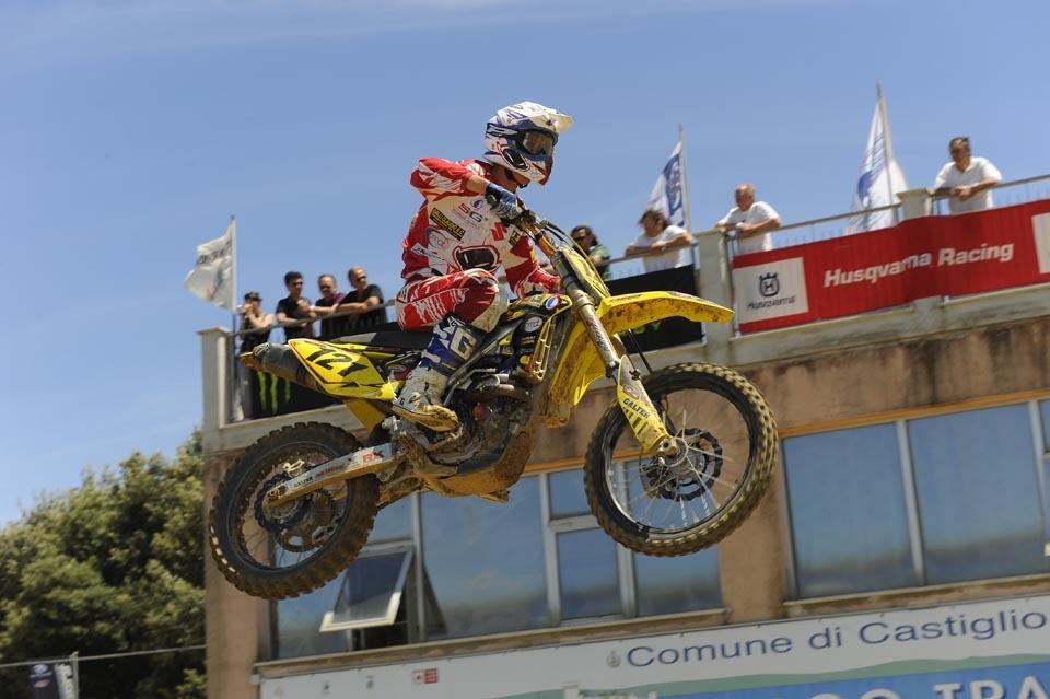 Motocross: mondiale MX3 a Castiglione del Lago