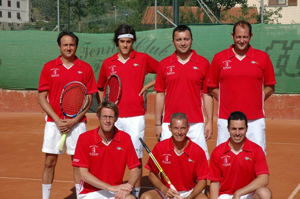 Tennis Clun Fontesecca batte Orbetello 3 a 0