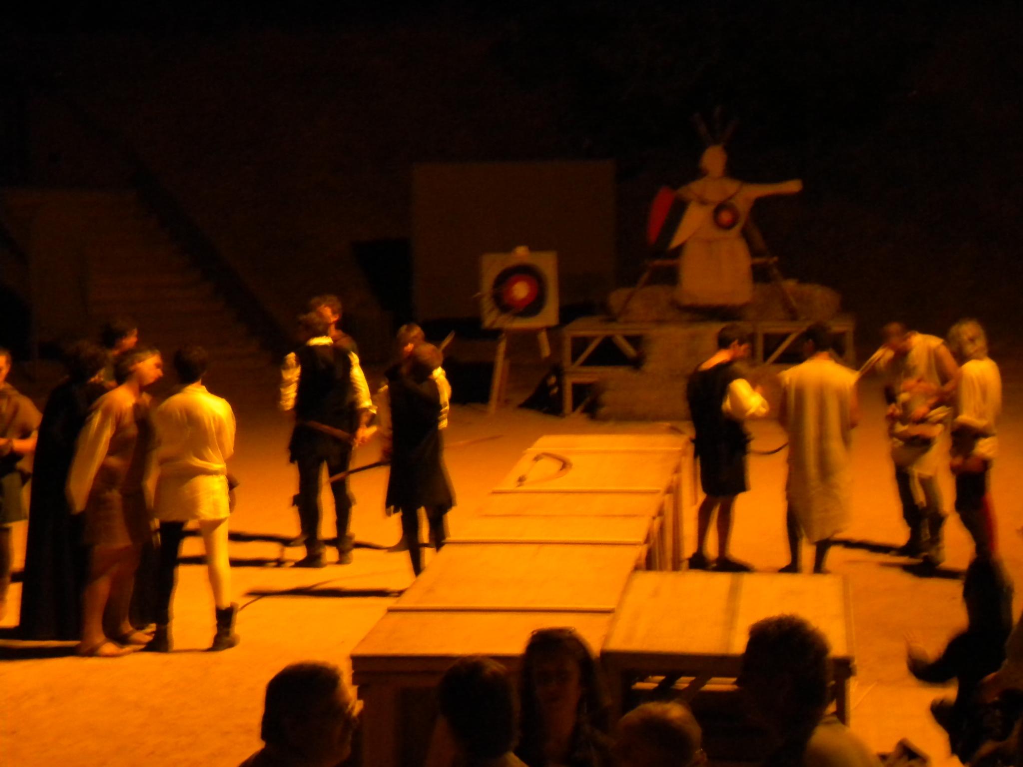 Chiusi: al Palio del Santo Anello vince lo spettacolo