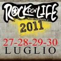 Festival Rock for Life a Città della Pieve: c'è anche Davide Van De Sfroos