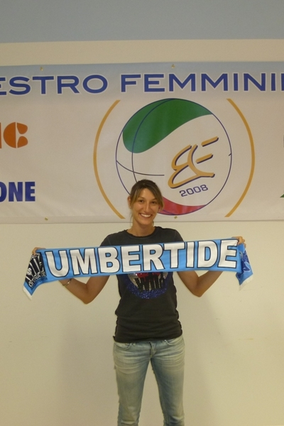 Basket: Francesca Modica alla Liomatic Umbertide