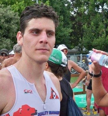 Aquathlon: Alberto Brogi vice-campione Italiano S1 a Barberino