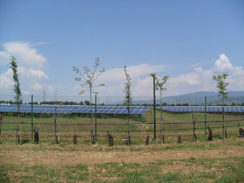 Sabato a Cortona l'inaugurazione del parco fotovoltaico di Malalbergo, il più grande della Toscana