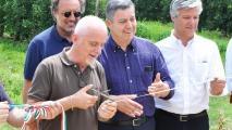 Valdichiana: inaugurato il Sistema Irriguo del Distretto 21