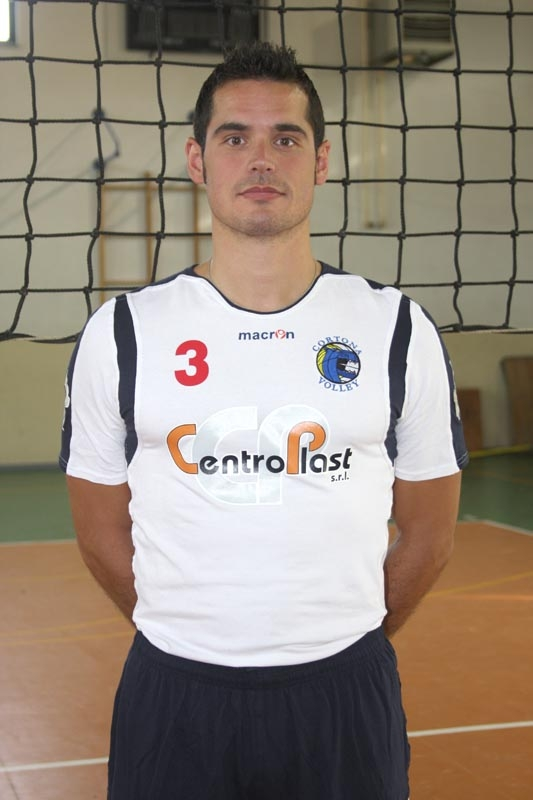 Cortona Volley: torna Marco Di Belardino