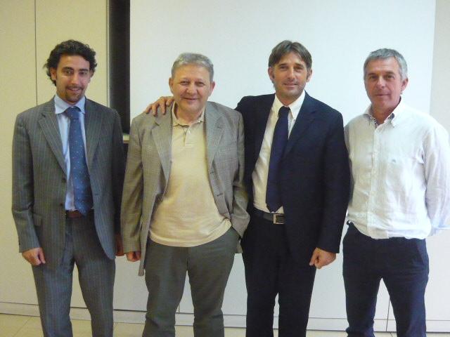 Marco Simiani nominato Presidente di Tiemme