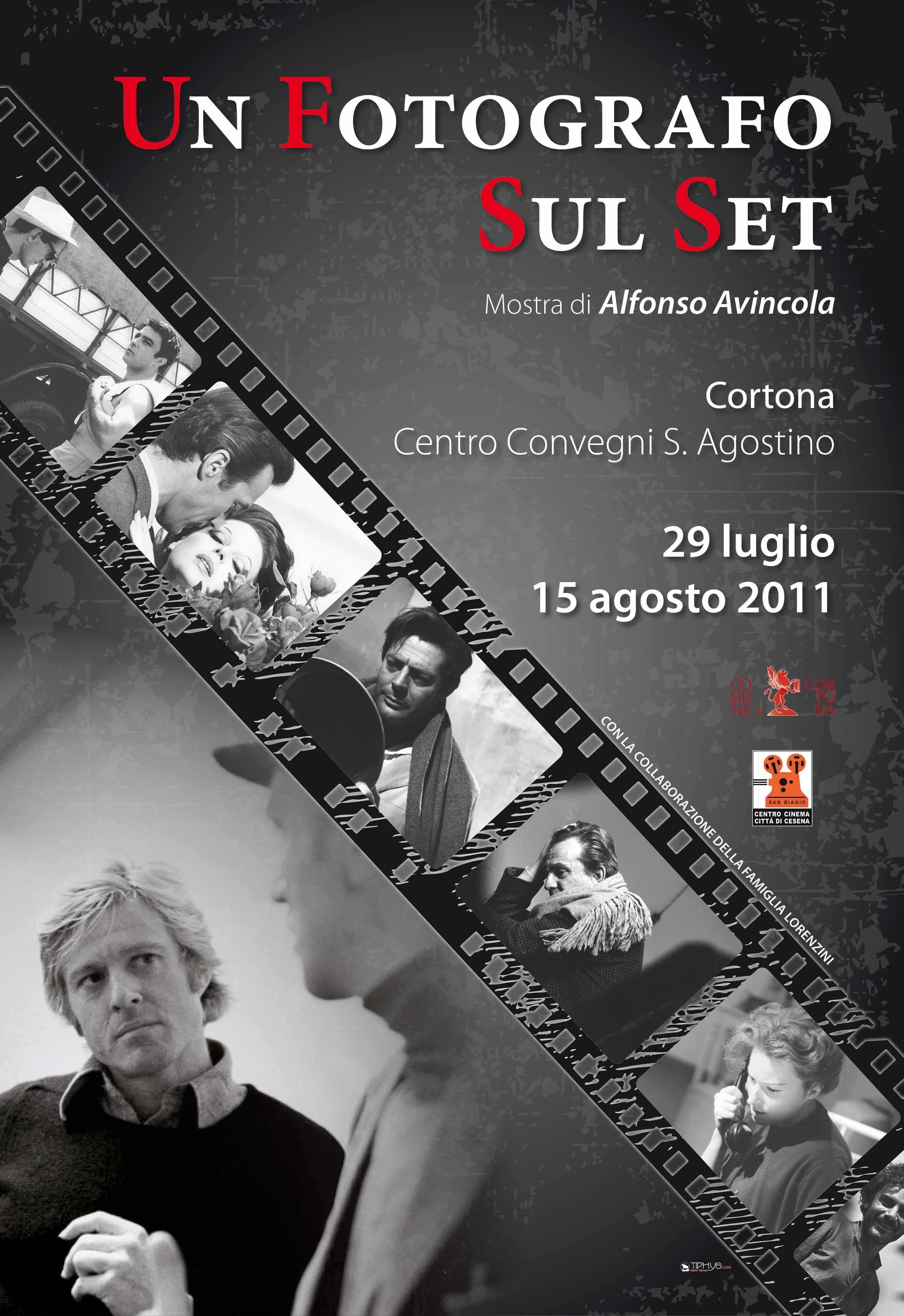 Da domani in mostra a Cortona le foto di Alfonso Avincola