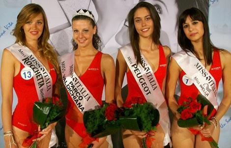 Michela Albiani vince la tappa di Foiano di Miss Italia