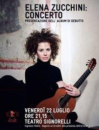 Elena Zucchini in concerto a Cortona