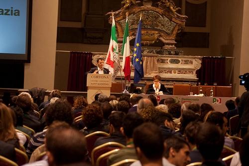 Cortona, torna la Scuola PD edizione 2011. La chiusura con Pierluigi Bersani