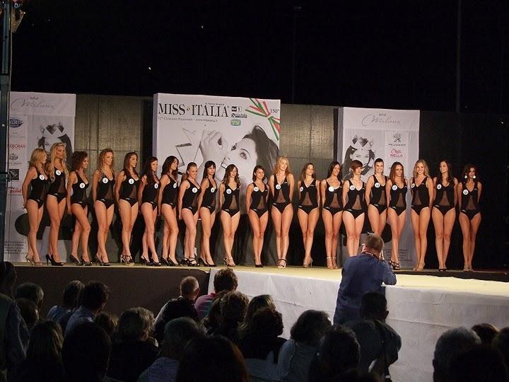 Miss Italia: a Monsigliolo (Cortona) vince Irene Cioni. Vedi le foto