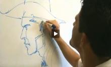 Il disegnatore di Tex Willer negli studi di ValdichianaOggi.it