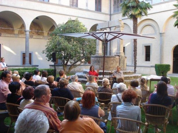 Valentina Olivastri ospite al Tuscan Sun lancia anticipazioni sul suo secondo libro