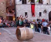 Gracciano trionfa al Bravio di Montepulciano 2011. Bis per Bondi e Valentini