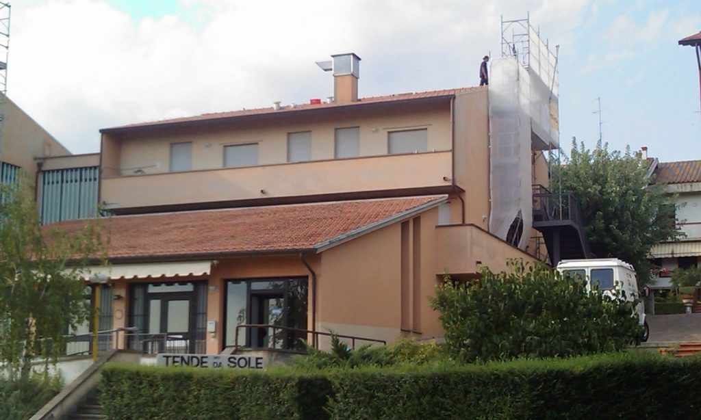 Foiano: fotovoltaico sul tetto della Casa Famiglia. Iniziati i lavori