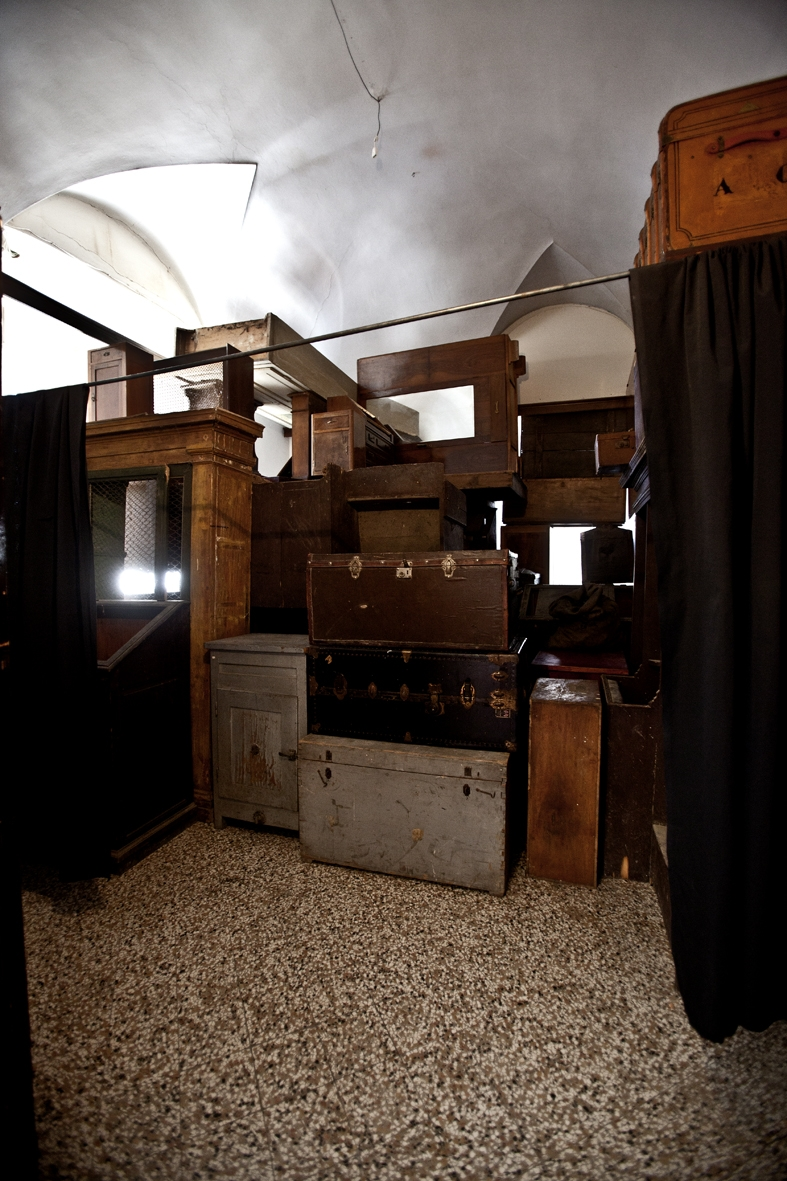 Ecco la Stanza Magica di Kounellis a Cortona