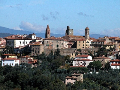 Eletrodotto Monte San Savino: