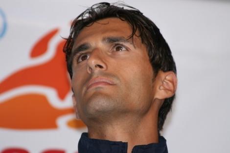 Vuelta: grande bagarre, Bennati perde la maglia di leader. Capecchi scalpita