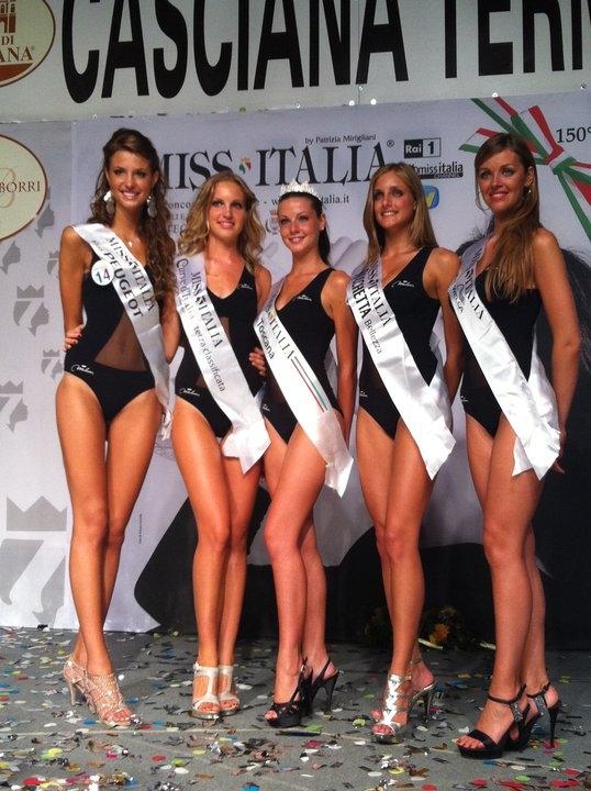 Michela Albiani è Miss Toscana