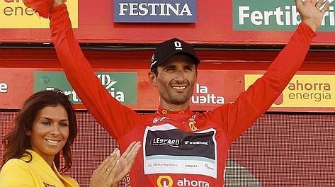 La Vuelta sorride a Bennati: non vince la tappa, ma è primo in classifica generale