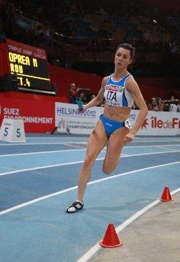 Da Sinalunga ai mondiali di Daegu: si avvicina il gran giorno per Chiara Bazzoni