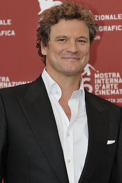 Cortona: Colin Firth