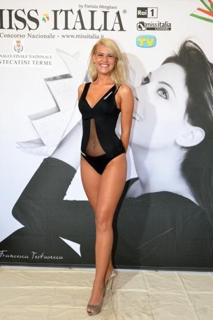 Miss Italia: stasera il verdetto, Carmignani, Caporalini e D'Addio sperano. Le foto