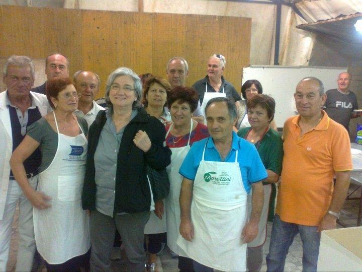 Successo per la Festa Democratica a Monte San Savino