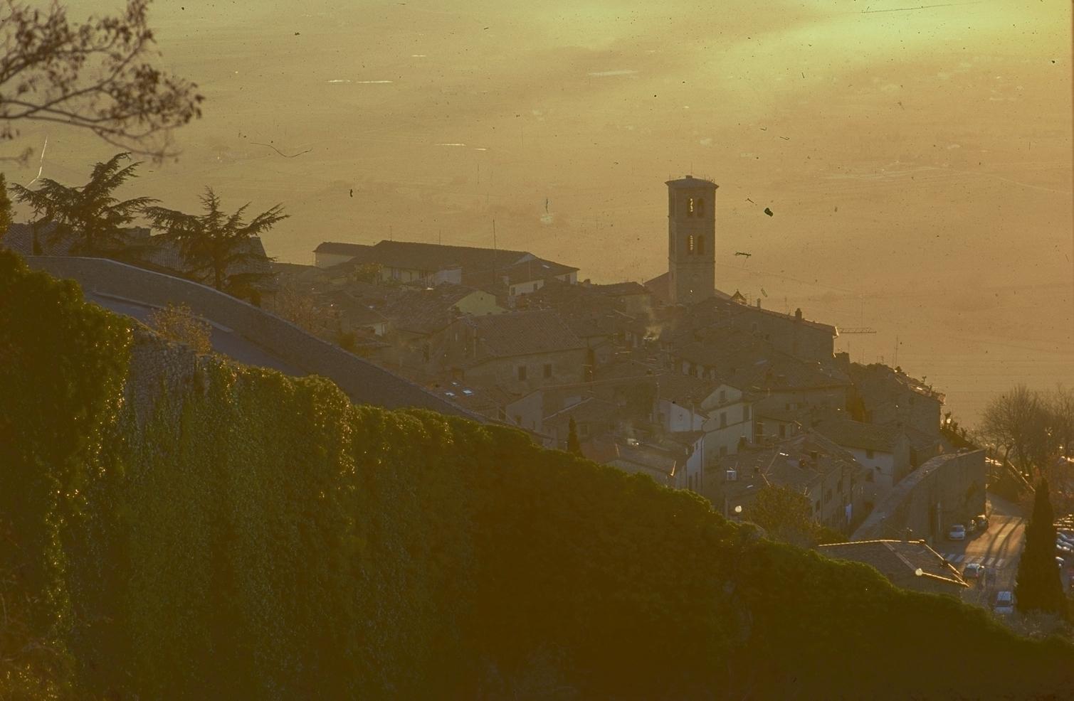 Cortona, Stelle in Fortezza